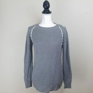 Reomeo & Juliet Couture Grey Sweater